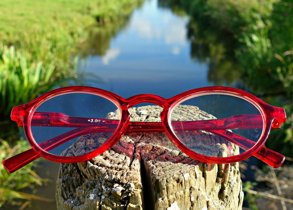 Kijken door een andere bril